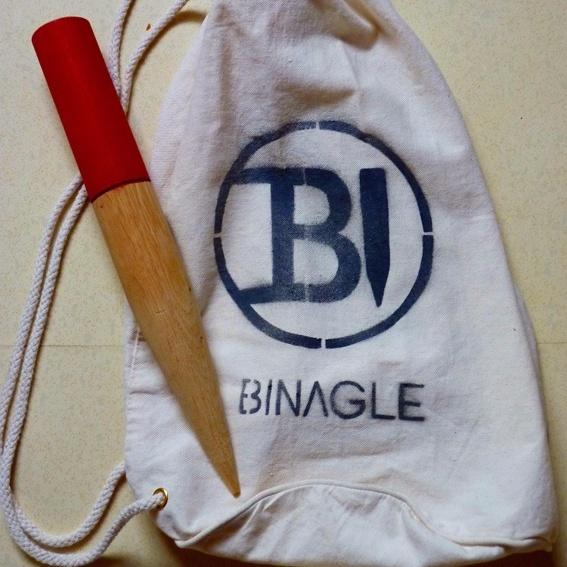 Binagle Fair Trade Turnbeutel