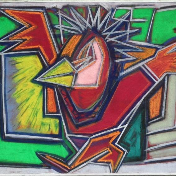 """""""Vogelmann"""" by Bernhard Springer"""