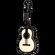 Miss Allies Gitarre - Breedlove Pursuit Concert Ebony