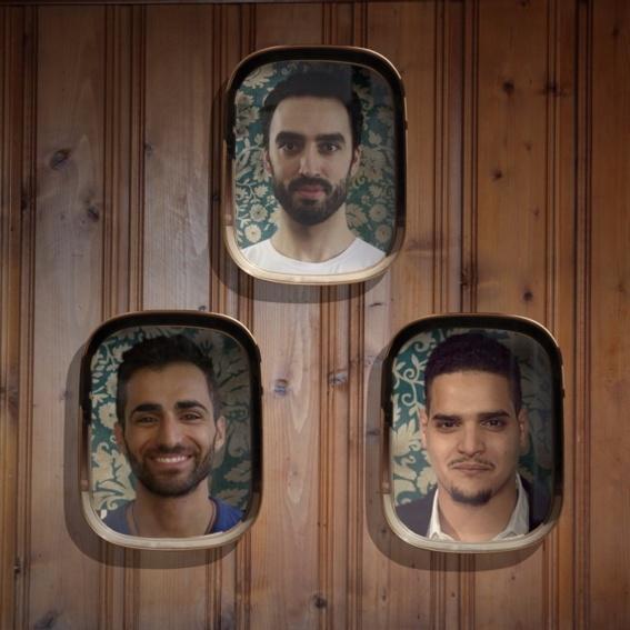 "Fan-Paket ""Karim, Ahmad&Sinan"""