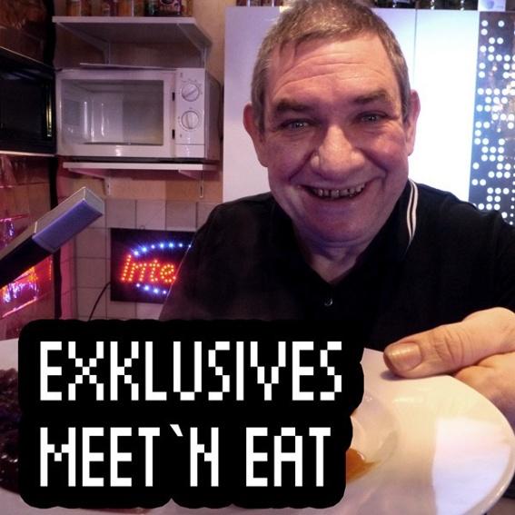EXKLUSIVES MEET`n EAT IM INTERNET IMBISS