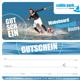 7 x Tickets für das Wochenende + 7 x Wochenend Wakeboard Tickets