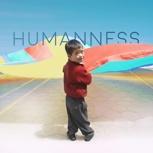 Postkarte Humanness mit persönlichem Danke