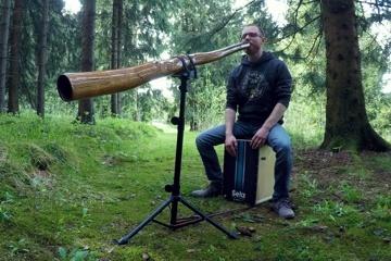 Neues Album - Didgeridoo & Percussion