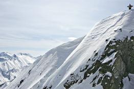 Snowboarding Iran