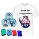 Das Spiel + Tshirt + Sticker
