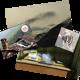 Kombipaket: Bildschirmschoner, ein Klingelton, ein Desktophintergrund und eine handsignierte Postkarte