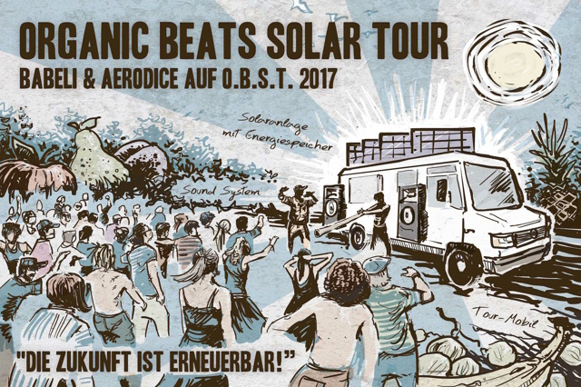 Organic Beats Solar Tour