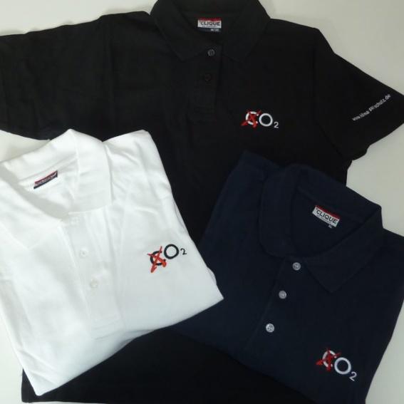 """Kein CO2""-Shirt"