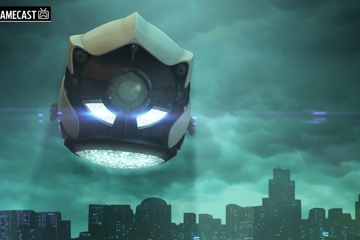 Gamecast Pilotfolge (interaktiver Computerspielfilm)
