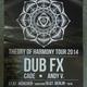 Signiertes Poster  von Dub FX