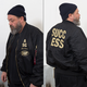 Eike König — limited Alpha bomber jacket