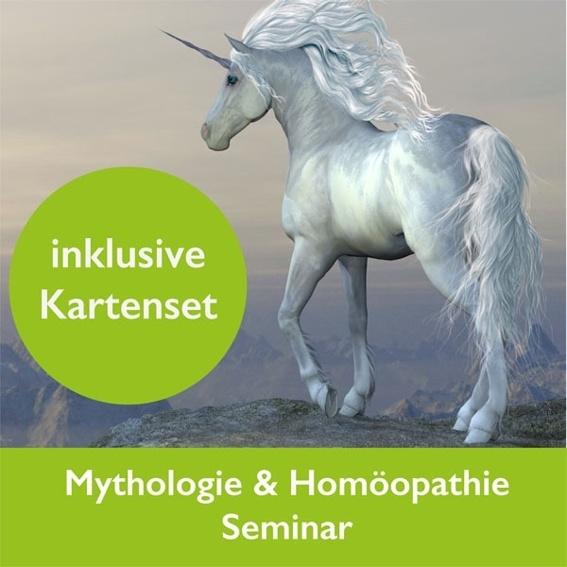 Seminar: Mythologie & Homöopathie (inkl. Kartenset)