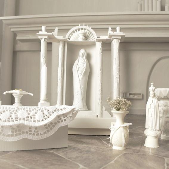 """Pristess Barbie - Requisite """"der Altar"""""""