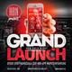 Einladung zur HBN-App Premiere-Gala