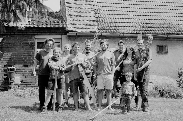 Hofprojekt: ein Ort für freie Jugendarbeit