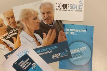 Gründer 50plus - Von der Gründungsidee zum Konzept