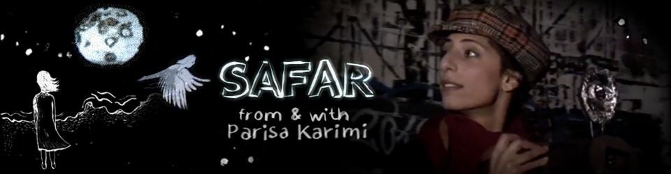 Safar - multimediale Outdoor Theaterperformance