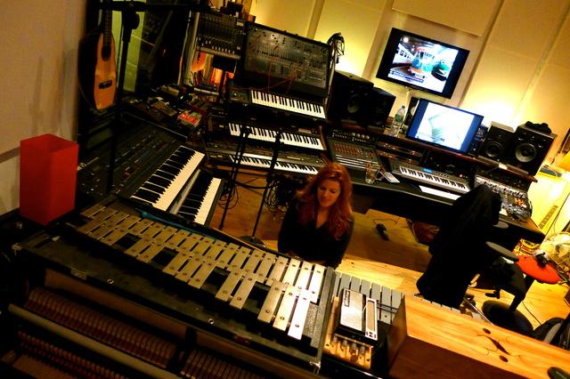 Renee van Bavel EP Produktion
