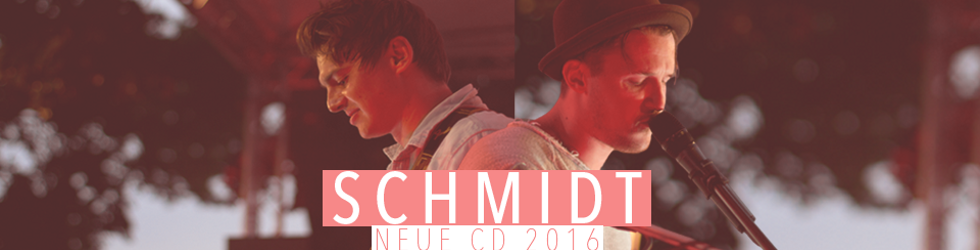 SCHMIDT - CD Produktion