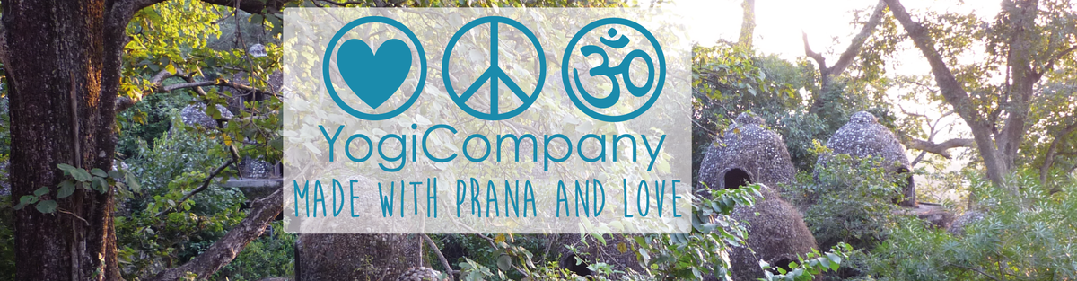 """YogiCompany  """"Made with Prana and Love"""""""