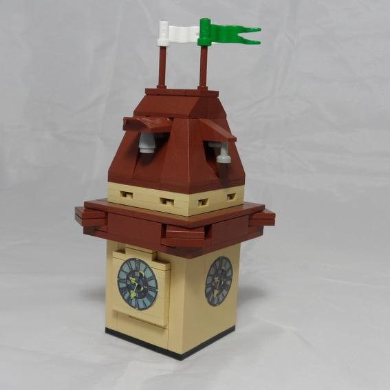 Mini Uhrturm