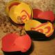 Faltschalen aus Recycelmaterial 4er Set