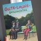"""Ein Exemplar der Anthologie von dtv """"Gute Laune Geschichten 2016"""" mit einem Beitrag der Autorin Dumont. Signiert!"""