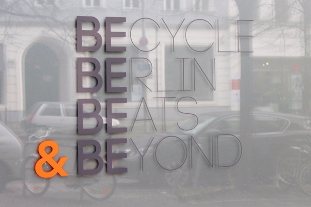 BECYCLE - ein neues Boutique Fitness Studio