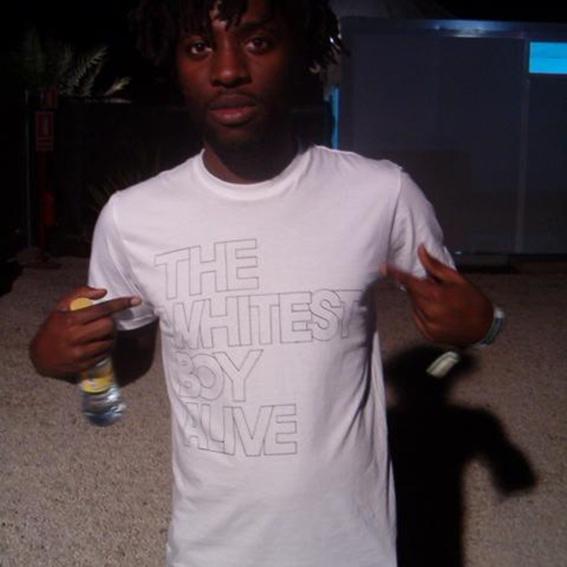 The Whitest Boy Alive T-Shirt - Men M (Selbstabholer)