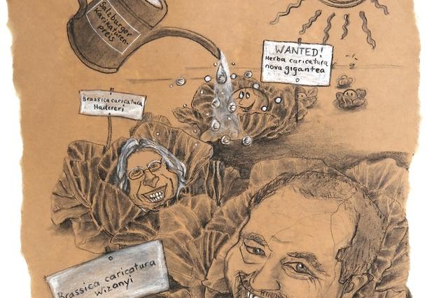 3. Salzburger Karikaturenpreis