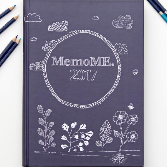 MemoME. Planer A4 classic