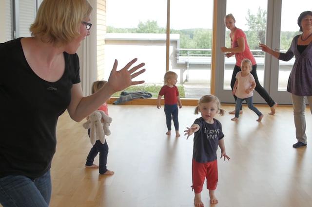 nappydancers® – Tanzen mit Mama oder Papa
