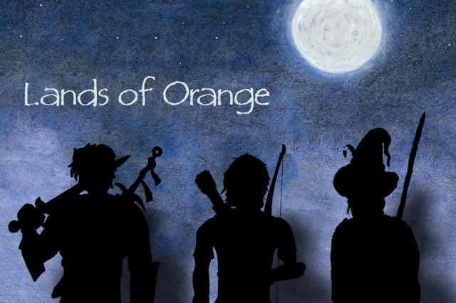 Lands of Orange - Das Kartenspiel