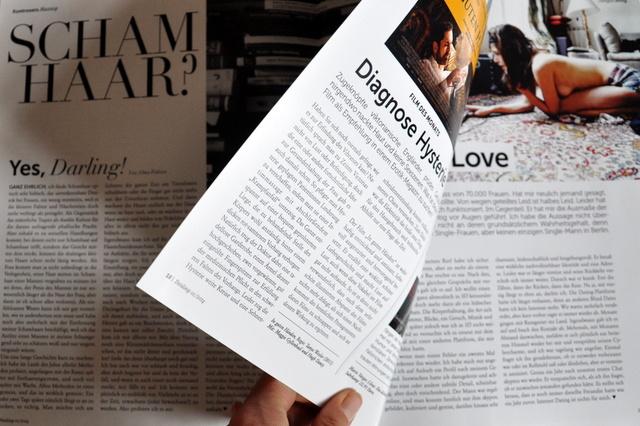Séparée - Das Erotikmagazin für Frauen