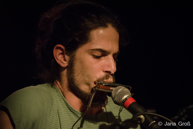 Vitis & Strier - Israeli Folkrock on tour in Germany