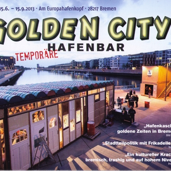 "Fotobuch ""Best of Golden City 2013"""