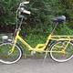 GELBESEL = Original Peugeot-Fahrrad aus dem Film