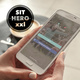 1 Jahr Premium SitHero XXL - Sponsore 10 Familien