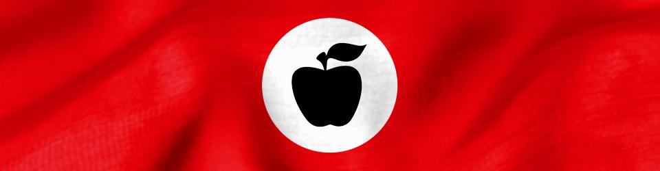 Front Deutscher Äpfel - Das Buch zur Bewegung