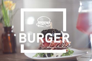 BURGERLIEBE - Die 100 Burger Deutschlands