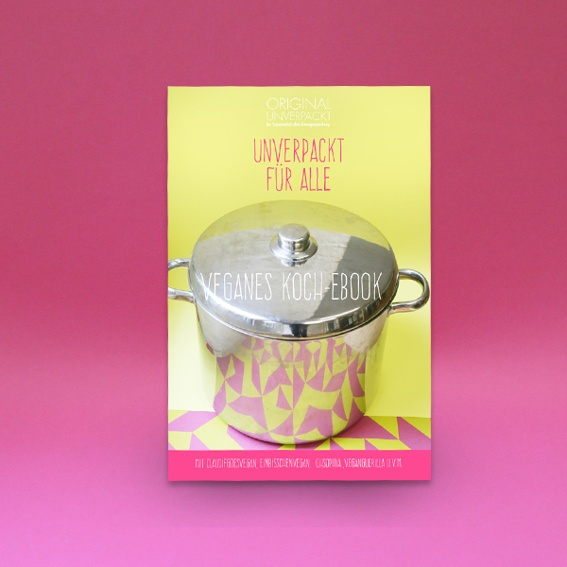 Veganes Kochbuch als Ebook