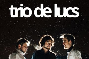 """LUX"" - das Debut-Album von trio de lucs!"