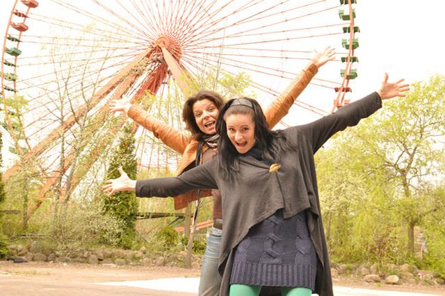 Spuk unterm Riesenrad - Sommertheater im Spreepark Berlin