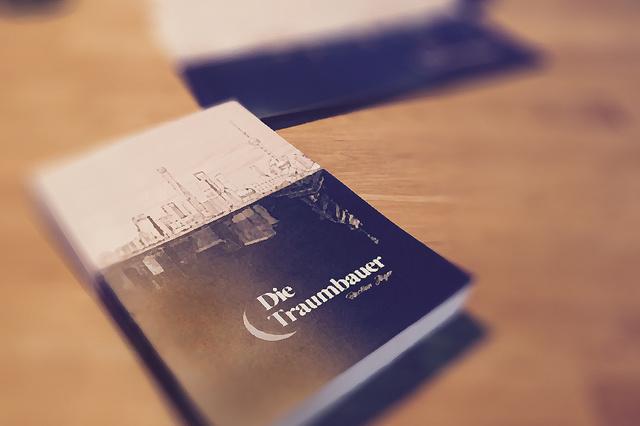 Die Traumbauer - Roman