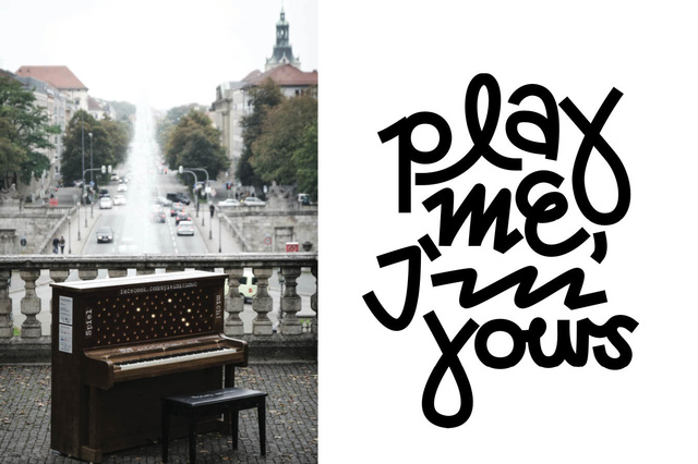 Play Me, I'm Yours München