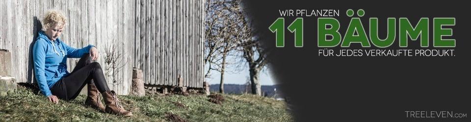 TREELEVEN 2.0 | Wir pflanzen 11 Bäume für jedes verkaufte Produkt
