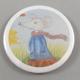 5 Buttons mit Maus-Motiv