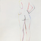 nude woman II / DIANA WEHMEIER
