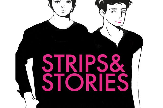 Erhaltet Strips & Stories!
